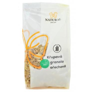 Křupavá granola ořechová 300g