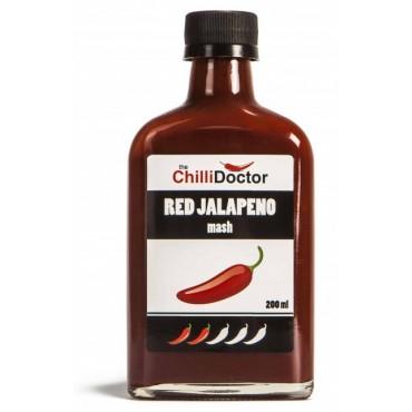 ChilliDoctor: Red Jalapeno mash 200ml