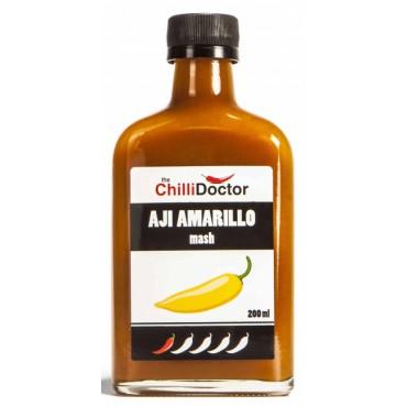 ChilliDoctor: Aji Yellow Amarillo mash 200ml