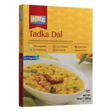Ashoka: Žlutý hrachový guláš s bengálskou cizrnou 280g