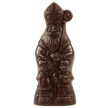 Mikuláš hořká čokoláda BIO 55g