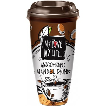 Mandlový nápoj Macchiato BIO 230ml
