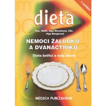 Dieta při nemoci žaludku a dvanácterníku