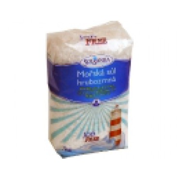 Solsanka: Mořská sůl hrubozrnná bez jodu 1kg
