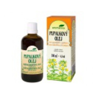 Aromatica: Pupalkový olej s beta-karotenem 100ml