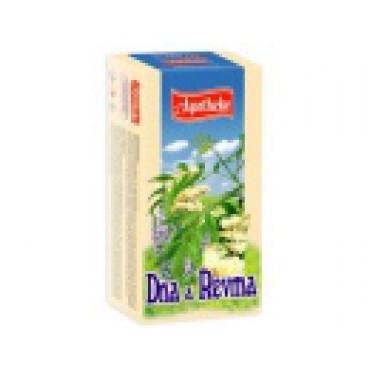 Apotheke: Dna a Revma čaj 20x1,5g