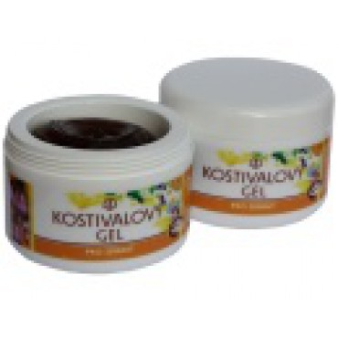 Barekol: Kostivalový gel 150ml
