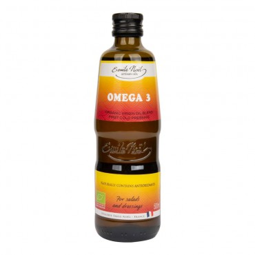 Emile Noël: Olej omega 3 BIO 500ml
