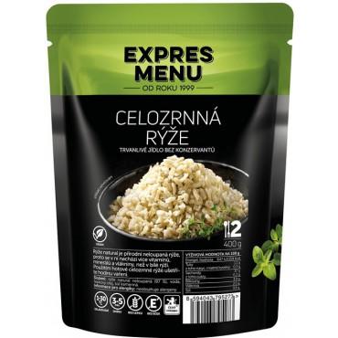 EXPRES MENU: Rýže celozrnná 400g