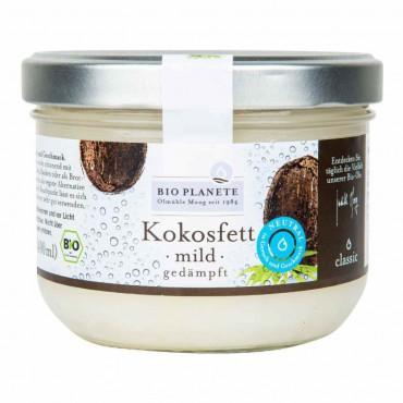 Kokosový olej dezodorizovaný BIO 400ml