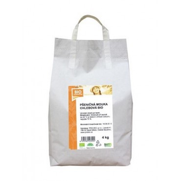 Mouka pšeničná chlebová 4kg