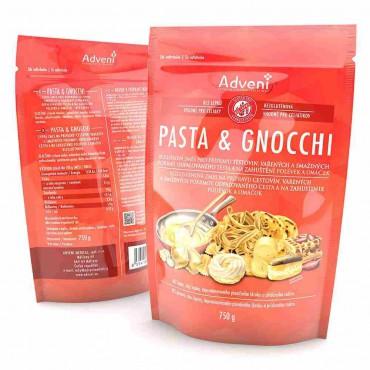 Adveni: Bezlepková směs Pasta & Gnocchi 750g