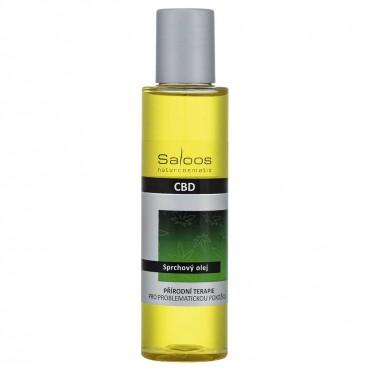 Saloos: CBD Sprchový olej 125ml