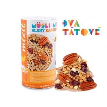 Mixit: Slaný karamel s pekany 470g
