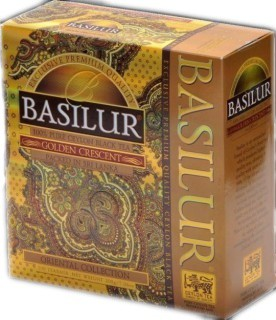Basilur: Golden Crescent 100x2g