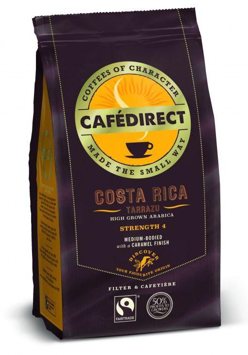 Mletá káva Costa Rica Fair Trade 227g