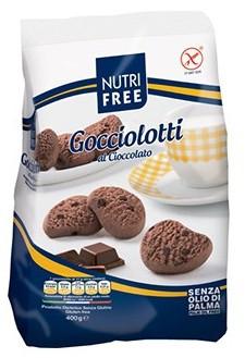 NutriFree: Čokoládové sušenky 400g