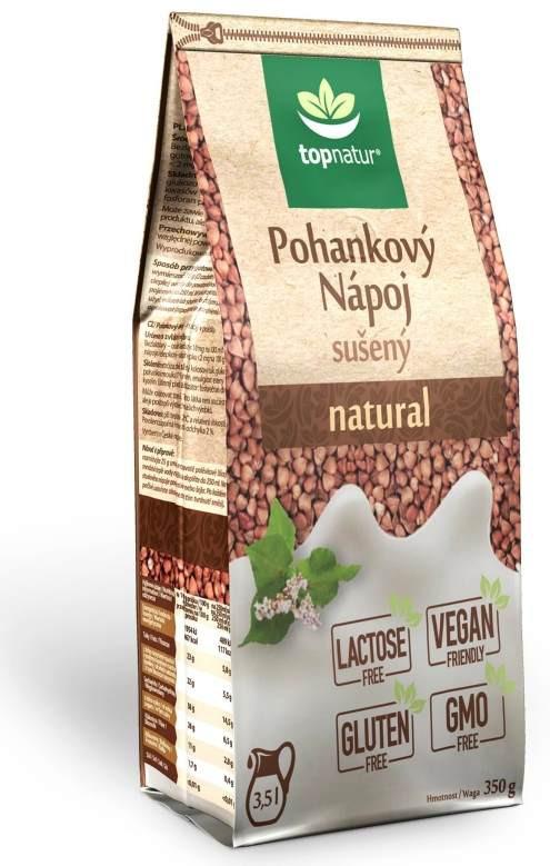Pohankový nápoj natural 350g