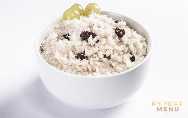 EXPRES MENU: Rýžová kaše s rozinkami bezlepková 300g