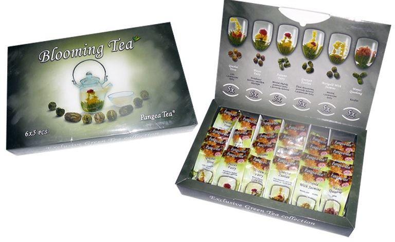 Pangea Tea: Kvetoucí čaj 6x5ks