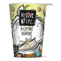 Kokosový zakysaný jogurt Vanilka BIO 180g