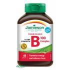 Jamieson: B komplex 100mg 60tbl.