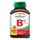 Jamieson: Vitamín B12 methylkobalamin 1200 μg s postupným uvolňováním 80tbl.