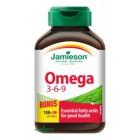 Jamieson: Omega 3-6-9 1200 mg 200cps.