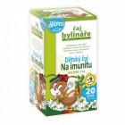 Čaj Bylináře: Dětský čaj na imunitu 20x1,5g