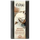 Vivani: Bílá čokoláda s rýžovými křupkami BIO 100g