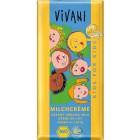 Vivani: Bílá čokoláda s mléčným krémem BIO 100g