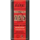 Vivani: Čokoláda hořká Marzipan Amaretto BIO 100g