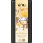 Vivani: Čokoláda bílá s mangem a kokosem BIO 80g