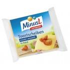MinusL: Bezlaktózový sýr Toast plátkovaný 200g