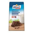 MinusL: Čokoláda mléčná bez laktózy 80g