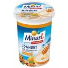 MinusL: Jogurt řecký s příchutí bez laktózy 400g