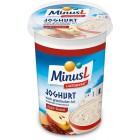 MinusL: Jogurt řecký s příchutí jablka a datlí bezlaktózový 400g
