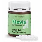 Stevia tablety náhradní náplň 1000 tbl.