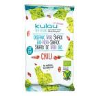 Mořské řasy Nori Snack s chilli BIO 4g