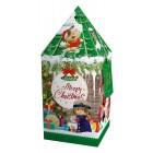 Liran Čajový zelený domeček Merry Christmas 20x2g