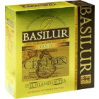Basilur: Ceylon black tea Gold 100x2g
