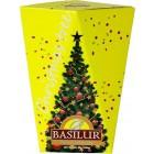 Basilur: Christmas tree Black Tea Yellow 85g