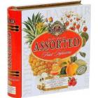 Basilur: Fruit Infusions Book Fruity Delight plech 32x1,8g