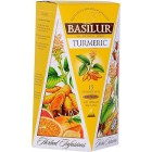 Basilur: Herbal Infusions Turmeric 15x2g