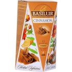 Basilur: Herbal Infusions Cinnamon 15x2g