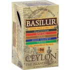 Basilur: Island of Tea Assorted 20x2g a 5x1,5g