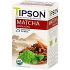 Tipson: Matcha Masala Chai  BIO 25x1,5g