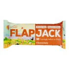 Flapjack ovesný s čokoládovou polevou 80g