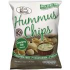 Hummus chipsy s krémovým koprem 45g