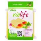 Violife: Rostlinný sýr plátkový s bylinkamii 200g